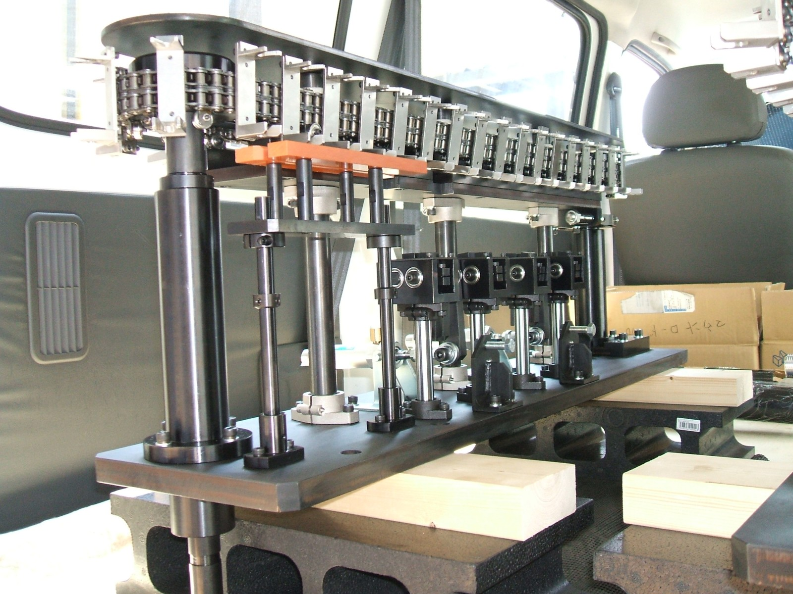 精密機器組立機械加工